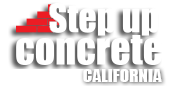 Step Up Concrete